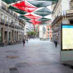 Clear Channel arrebata a JCDecaux la gestión del mobiliario urbano de Madrid