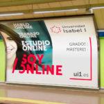La Universidad Isabel I encarga a Becool Publicidad su campaña de medios offline