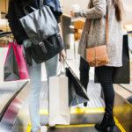 Crece la afluencia de público en los centros comerciales